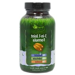 3-in-1 Joint Formula by Irwin Naturals, Glucosamine and Chon