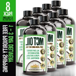 100% PURE MCT Oil  - Thermogenic Paleo