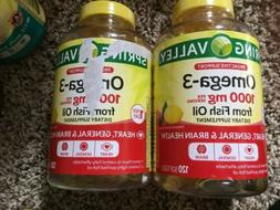 2 omega 3 from fish oil heart
