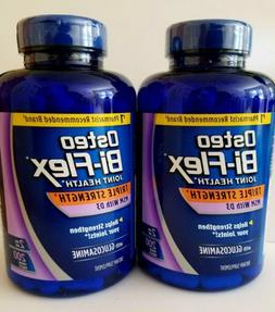 2x200 Osteo Bi-Flex  400 tablets Triple Strength Glucosamine