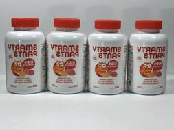 4-Smartypants Gummy Vitamins with Omega 3 Fish Oil and Vitam