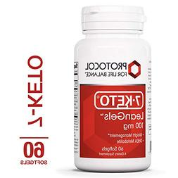 NOW 7-KETO LeanGels 100 mg,60 Softgels