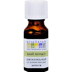 Aura Cacia Essential Oil, Replenishing Carrot Seed, 0.5 flui