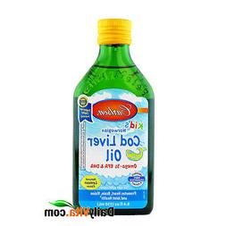 Carlson for Kids Cod Liver Oil -- 8.4 fl oz