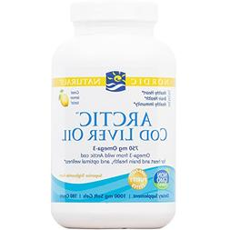 Nordic Naturals - Arctic CLO, Heart and Brain Health, and Op