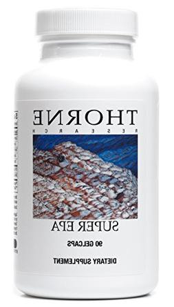 Thorne Research - Super EPA - Concentrated Omega-3 Fatty Aci