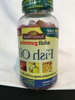 adult gummies fish oil gummies assorted flavors