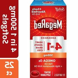 advanced 4 in 1 2x concentrated omega