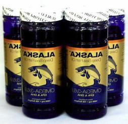 NCB Alaska Deep Sea Fish Oil Omega 3-6-9