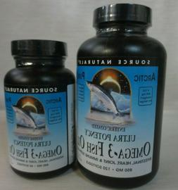Source Naturals ArcticPure Enteric Coated Ultra Potency Omeg