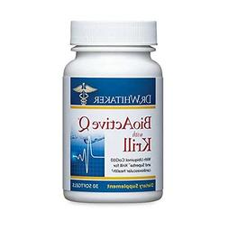 Dr. Whitaker's BioActive Q with Krill Omega-3 and Ubiquinol
