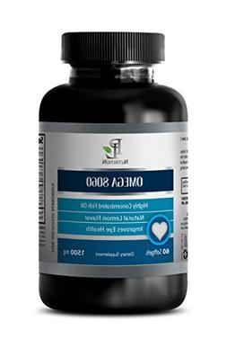 Brain support vitamins - OMEGA 8060 HIGHLY CONCENTRATED FISH