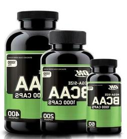 Optimum Nutrition Branched Chain Amino Acids BCAA 1000 Caps