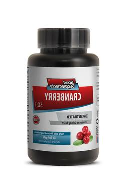 cranberry softgels - Concentrated Cranberry 50:1 1B - antiox
