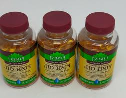 double strenght fish oil 1200 mg softgels