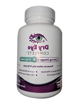 Dry Eye Complete, Formulated for Dry Eyes. Ultimate Vision H