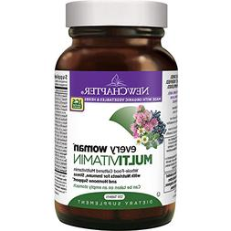 New Chapter Every Woman, Women's Multivitamin Fermented with