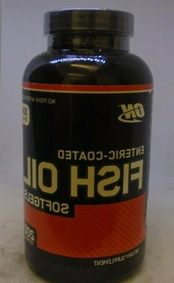 Optimum Nutrition Fish Oil, 100 softgels