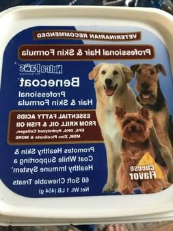 Benecoat Fish Oil for Dogs with Krill Oil EPA DHA Collagen M