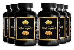 Fish oil omega 3 epa - OMEGA 8060 Fatty Acids 1500mg - Diges