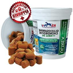 Glucosamine for Dogs The #1 Dog Joint Supplement - Tasty Moi