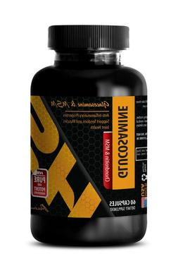 joint & bone support  - GLUCOSAMINE CHONDROITIN MSM Triple S