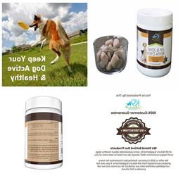 K9 Nature Glucosamine Chondroitin MSM Pure Fish Oil Chews Fo