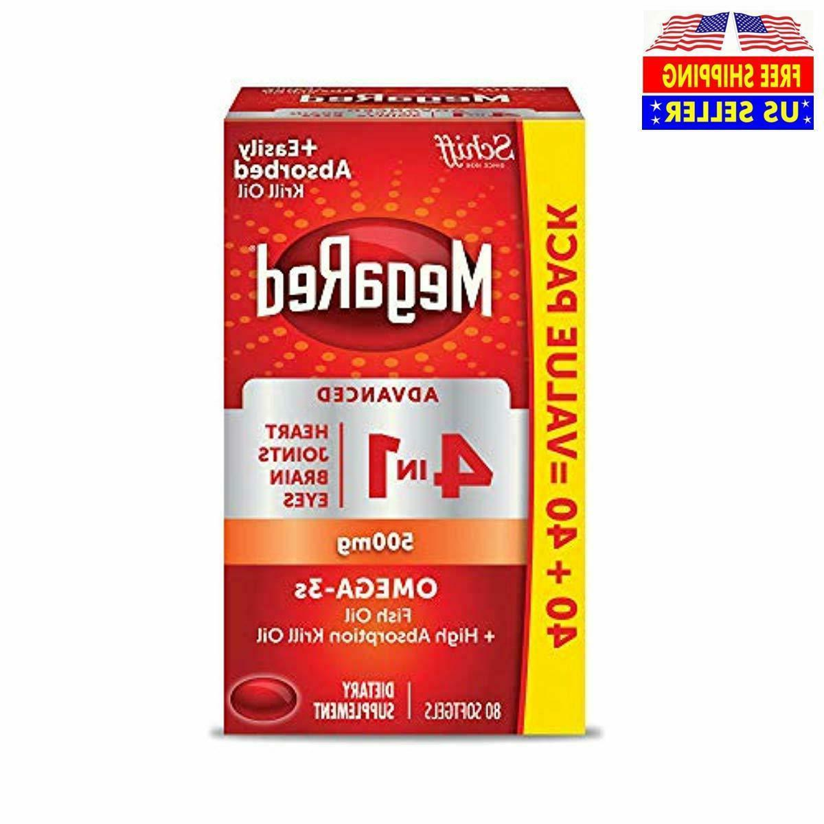 MegaRed Fish Oil and Oil Dietary - 70