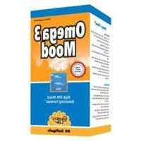 Country Life Omega 3 Mood, Softgels 90 ea