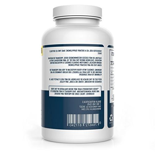 Qualia Nutraceuticals 3 - Capsules
