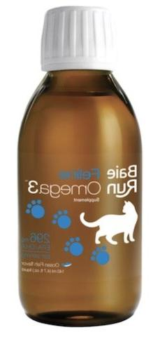 Baie Run Feline Omega3 Supplement, 140 ml