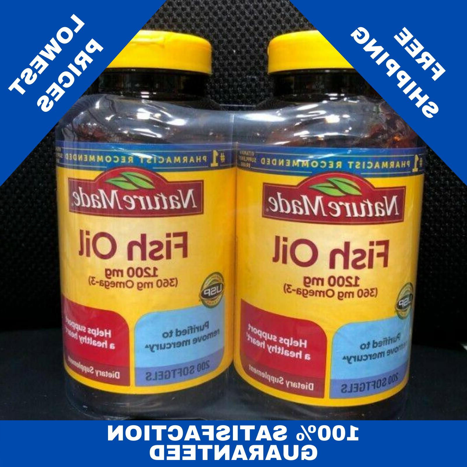 fish oil 1200 mg epa dha