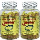 2x Golden Alaska Deep Sea Fish Oil Omega-3-6-9 1000mg 100 SG