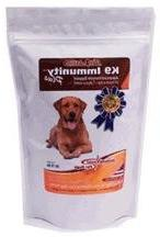 K9 Immunity Plus for Dogs 30-70 Lbs, Liver & Fish Flavored C