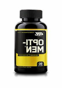 Optimum Nutrition Opti-Men   High-Potency Multivitamin for M