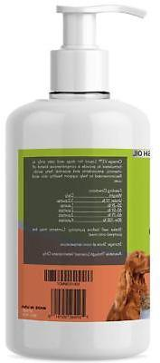 Wild 3 Vitamins for Dogs Cats Skin Coat
