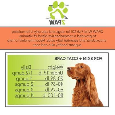 Wild Oil Omega 3 Dogs and Skin and Support
