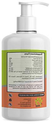 Wild Fish 3 Vitamins for Dogs and Cats Skin Coat Support
