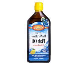 Carlson Labs The Very Finest Fish Oil 1600mg omega 3s-Lemon