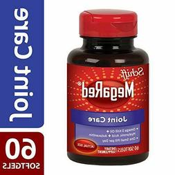 Schiff MegaRed Joint Care Omega-3 Krill Oil 60 Softgels New