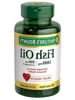 Nb Fish Oil 1 Perday Size 30ct