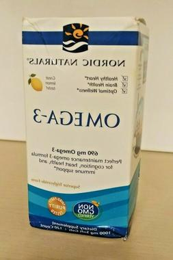 omega 3 690mg purified fish oil 120
