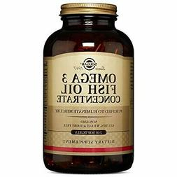 Omega 3 Fish Oil Concentrate - Supplement & Supports Immune