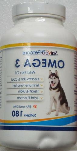 Salveo Petcare Omega 3 Fish Oil for Dogs Dietary Supplement