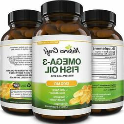 omega 3 fish oil supplement epa dha