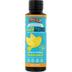 Barlean's Organic Oils Kid's Omega Swirl Fish Oil, Lemonade