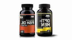 Opti-Men 90ct & Fish Oil