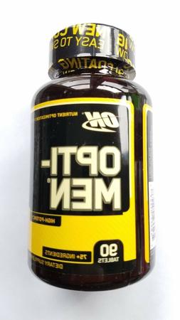Optimum Nutrition Opti-Men Multivitamin Available in 90