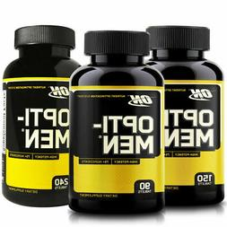 Optimum Nutrition Opti-Men Multivitamin Available in 90 & 15