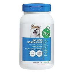 GNC Pets Mega Fish Oil Advantage for All Dogs - Fish Flavor